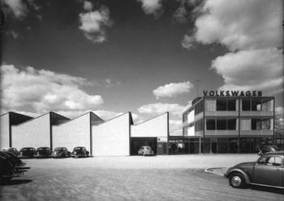 Voets Autozentrum 1950