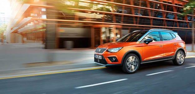 SEAT Arona XCELLENCE 1.0 EcoTSI Start&Stop 70 kW