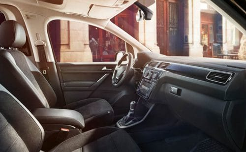 Caddy Trendline 5-Sitzer 1,4 l TSI BlueMotion Technology 92 kW (125 PS)