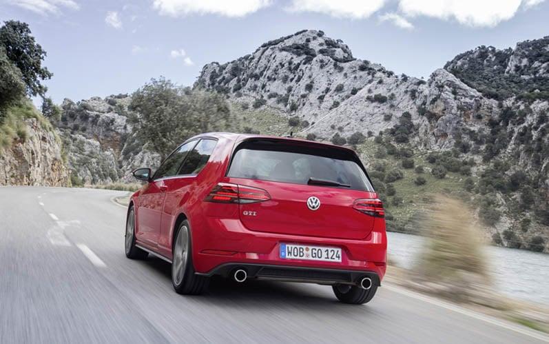 "Golf GTI ""Performance"" 2,0 l TSI 180 kW 6-Gang"