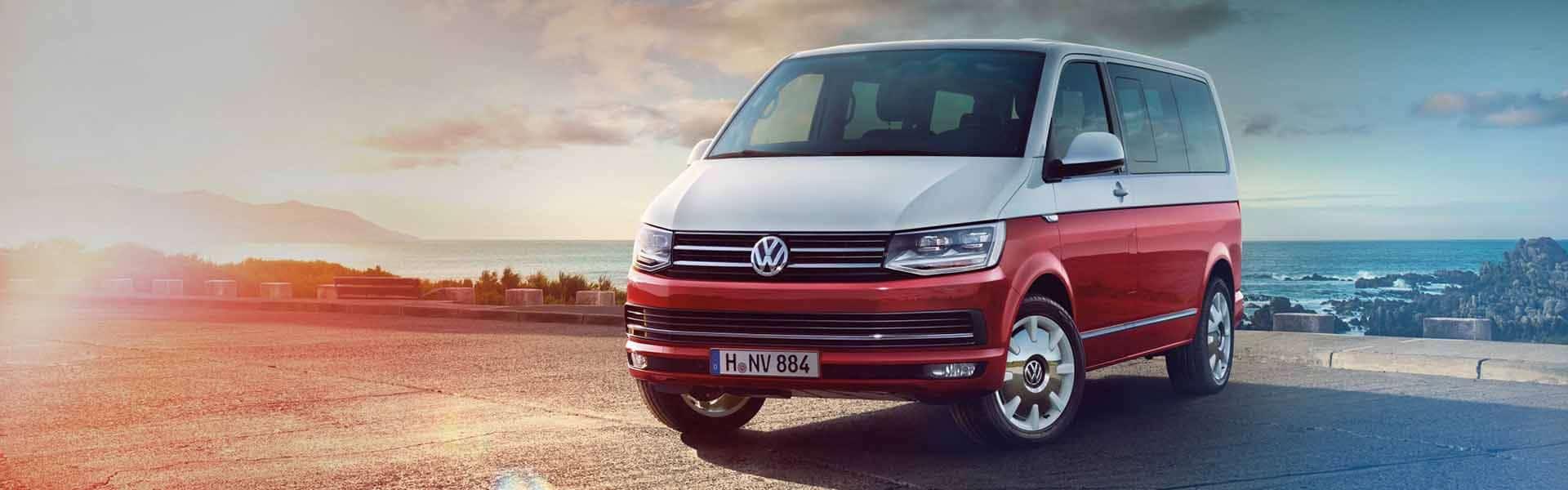 Volkswagen Nutzfahrzeuge Multivan