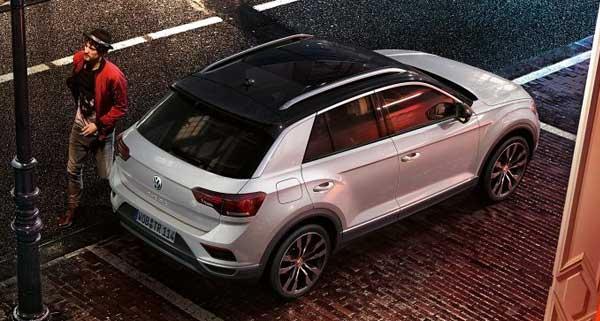 Der neue VW T-Roc