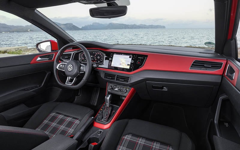 Polo GTI 2,0 l TSI 147 kW 6-Gang-DSG