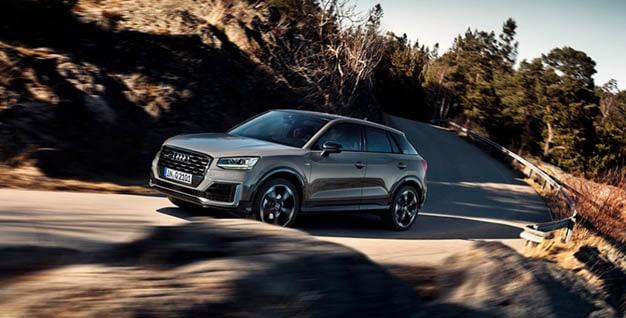 Audi Q2 design 1.0 TFSI ultra 85 kW