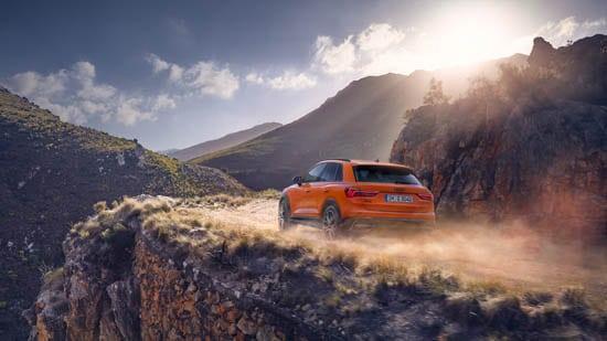 Der neue Audi Q3.