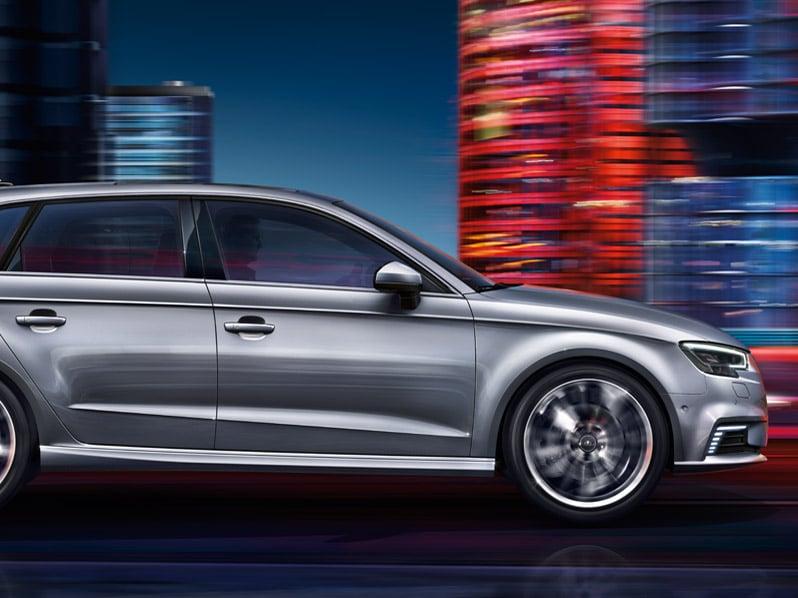 Der Audi A3 Sportback 40 e-tron