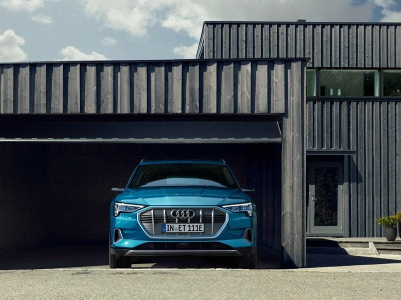 Elektro wird Audi.