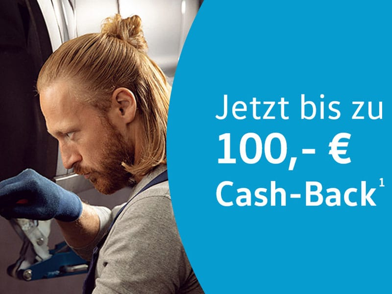Cash-Back Aktion
