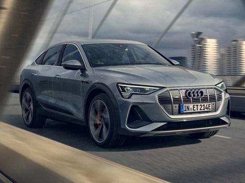 Audi e-tron Sportback Business-Leasing