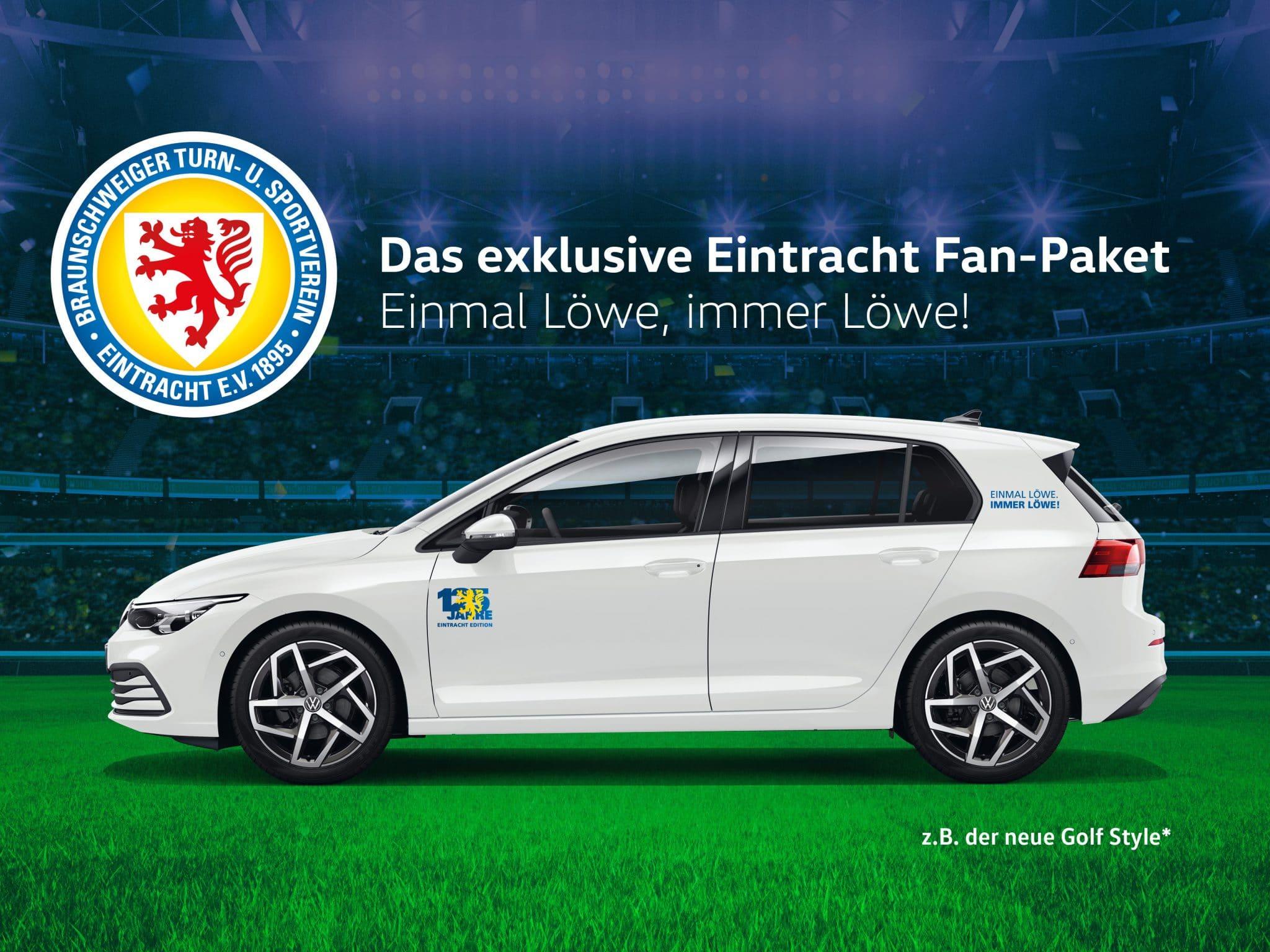 Eintracht Fan Paket