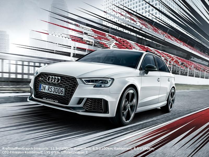 Audi Sport Wochen