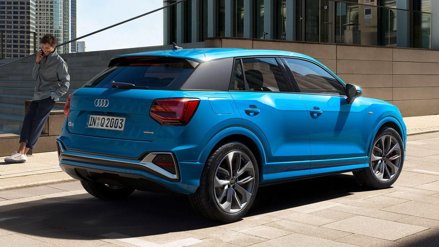 Der neue Audi Q2