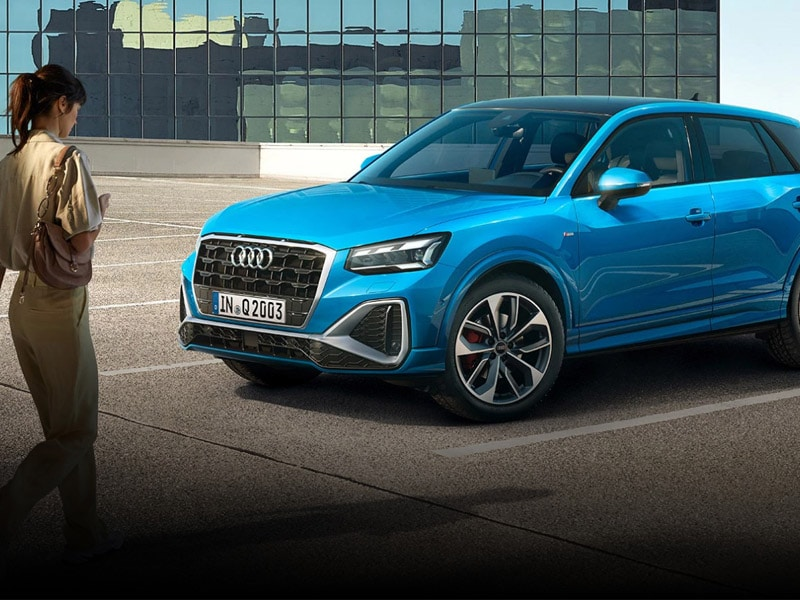 Audi Q2 Leasingangebot