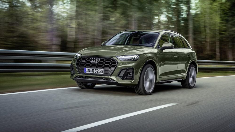 Audi Q5 Business Leasing