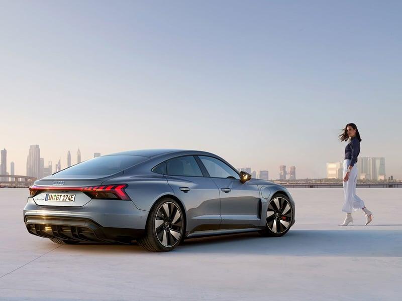 Audi e-tron GT quattro Angebot